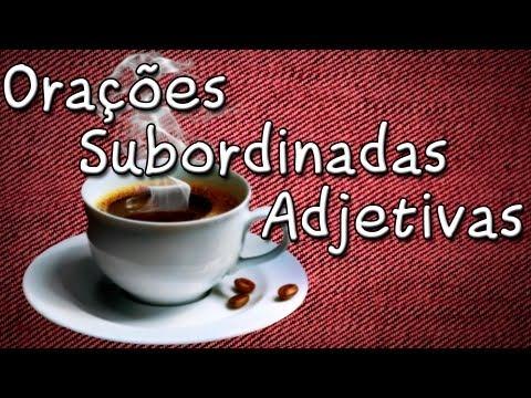 Período Composto - Orações Subordinadas Adjetivas | Aula Grátis de Português Gramática ENEM