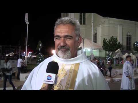 Entrevista com Padre Malan