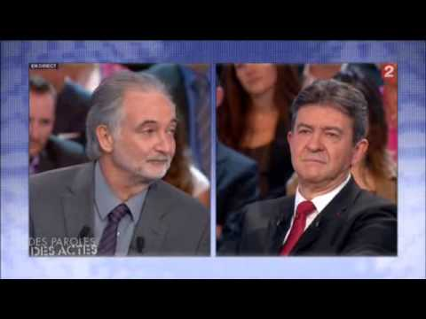 Jean-Luc Mlenchon #DPDA 25-04-2013