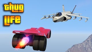 GTA 5 ONLINE : THUG LIFE AND FUNNY MOMENTS (WINS, STUNTS AND FAILS #104)