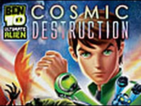 CGR Undertow - BEN 10 ULTIMATE ALIEN: COSMIC DESTRUCTION for Nintendo Wii Video Game Review