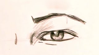 How to Draw the Male Eye (Step by Step)