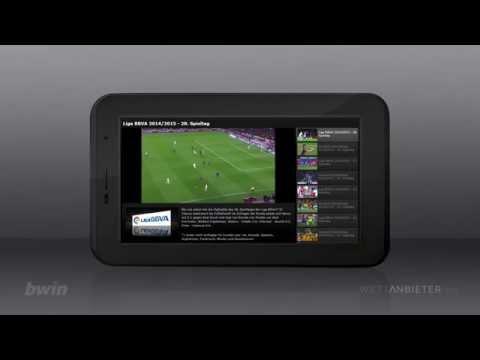 Sport Live Streams auf Mobilgeräten