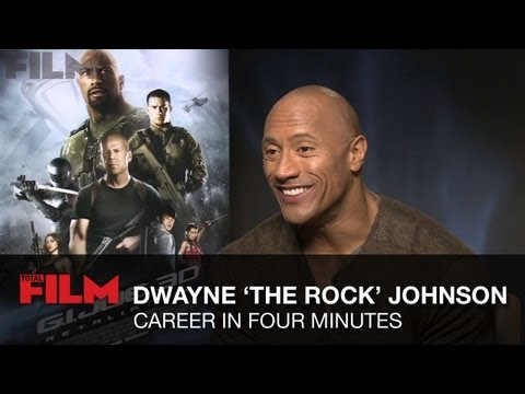 Dwayne 'The Rock' Johnson: Career in Four Minutes