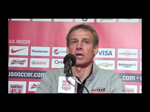 USMNT vs Panama Post Match Comments (Jurgen Klinsmann & Sunil Gulati)