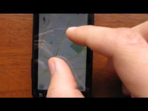 Compartir Por Bluetooth App - Demostracion En Un Nokia Lumia 710 Con