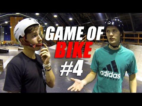 Game of BIKE #4 - Игорь Ровинский, Алексей Вялков, Дима Гордей   Школа BMX Online