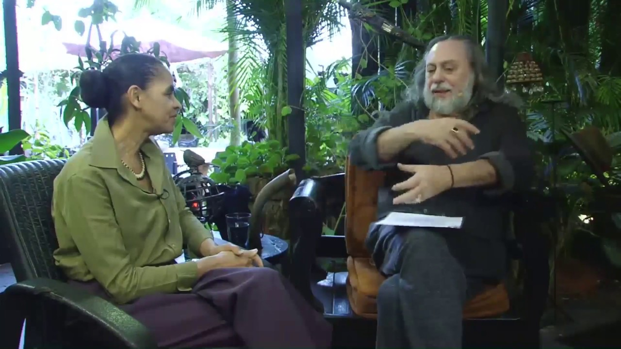 Marina Silva responde ao lutador Rogério Minotouro: O Esporte e a Educação.