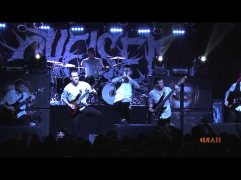 Chelsea Grin ~ complete Set ~ 12 8 12 Infamous Tour On Rock Hard Live video