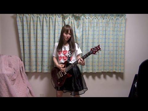 ONE OK ROCK『Nothing Helps』ギターを弾いてみた!ゆきこ!バンドメンバー募集中!