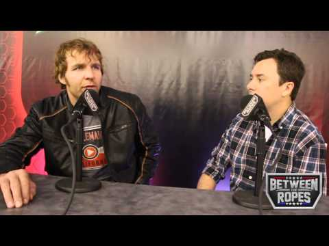Dean Ambrose Talks Ladder Match at WWE WrestleMania 31, Barbed Wire and Fashion Style