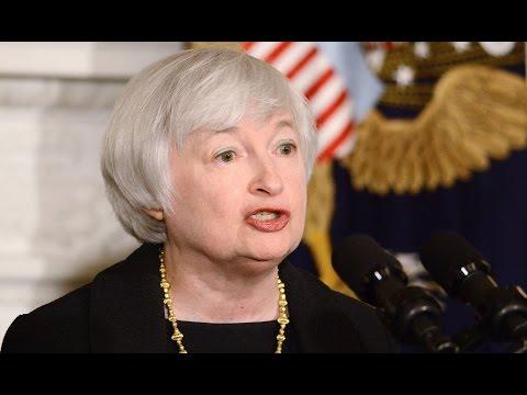 Federal Reserve Head Breaks Down Inequality