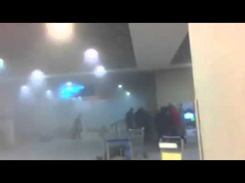 Dozens Killed In Moscow Airport Explosion