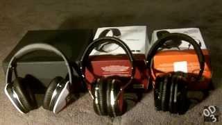 how to change v moda m100 ear pads