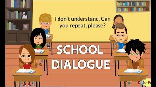 School Conversation, School Dialogue