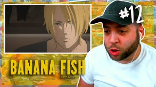 """BANANA FISH Episode 12 REACTION """"To Have And Have Not"""""""