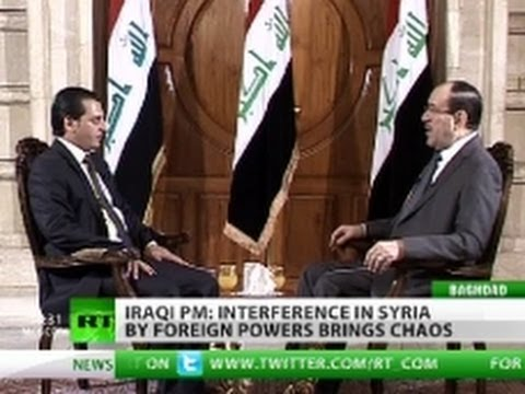 'Syria war to backfire on foreign arms suppliers' - Iraqi PM (EXCLUSIVE)