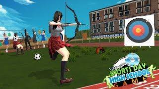 Virtual Sports Day High School Game