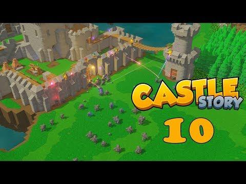 Прохождение Castle Story: #10 - ОПТИМИЗМ ПАЛ!