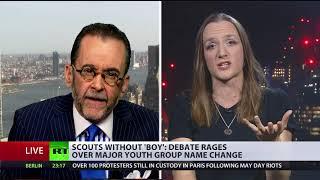 Debate: Scouts drop 'boy' & allow girls to join it
