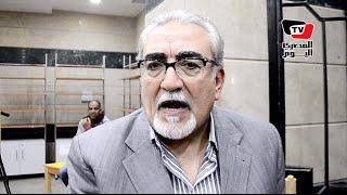 «عبد الرحيم حسن» يهاجم وزارة الثقافة: «لم تقدم شيئاً للمواطن»