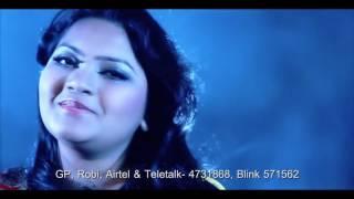 Sabrina Saba, Munkir Khan   Jonom Dhore   New Music Video 2016720p