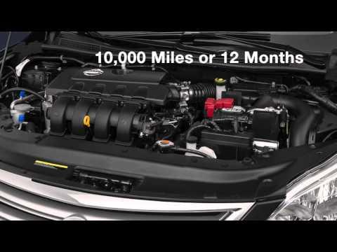 2015 Nissan Sentra Maintenance Schedule in Mobile