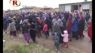 Til Hemis Residents Return Home After YPG/YPJ Clear Town of ISIS Mines