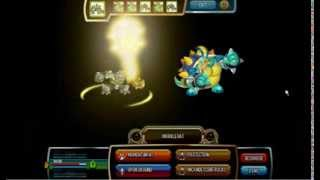 Monster Legends Rockantium Special Skill Test