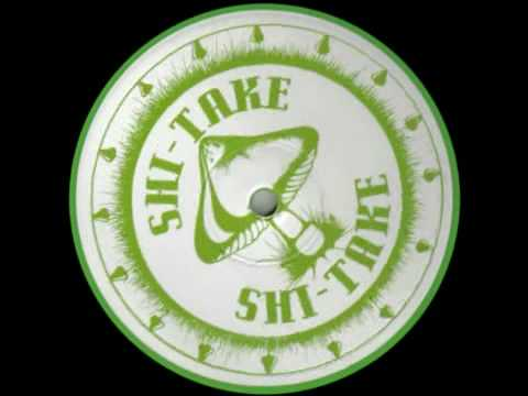 shi-take - sticky green fingers (zoom records 1996, acid techno - billy nasty, steve dub, dave wesso