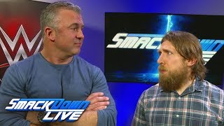 Bryan & McMahon argue over Bobby Roode