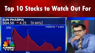 Top 10 Stocks to Watch Out For | Bazaar Morning Call (Part 2) | CNBC TV18