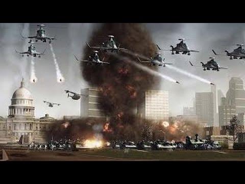Сценарий Развития Третьей Мировой Войны Между Россией, США и НАТО