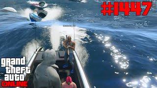 GTA 5 ONLINE Unterwasser ist überwasser #1447 Let´s Play GTA V Online PS4 YU91