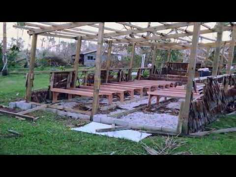 In Post-Storm Vanuatu, Mormons Quick to Rebuild