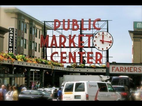 Seattle Public Market Center & Farmers Market