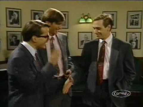 Kids in the hall - Businessmen Networking