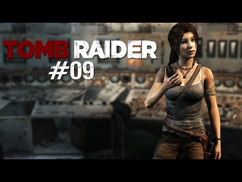 Let's Play Tomb Raider #09 - Das Kommunikationszentrum