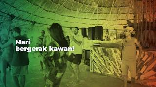 Denny Frust - Mari Bergerak Kawan! (Official Lyric Video)
