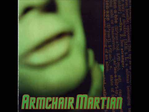 Armchair Martian - Not Fine