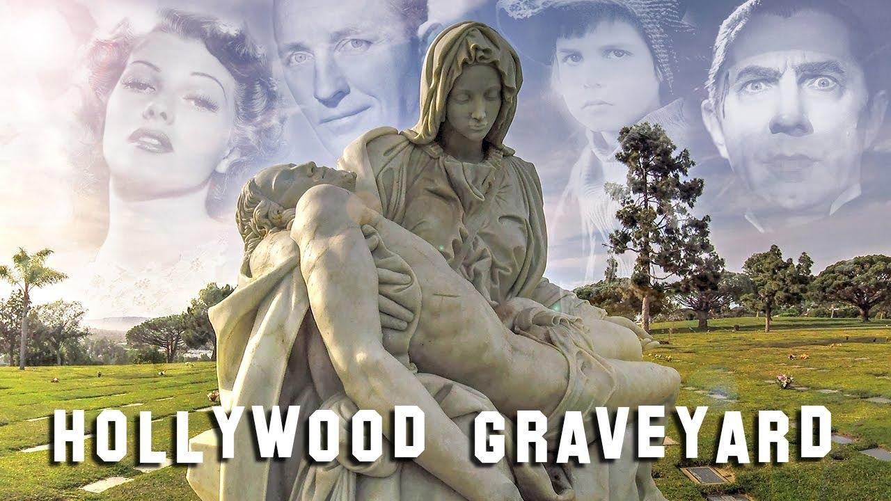 FAMOUS GRAVE TOUR - Holy Cross #1 (Bela Lugosi, Rita Hayworth, etc.)
