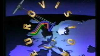 Eurovision-Vinjett SVT 1995