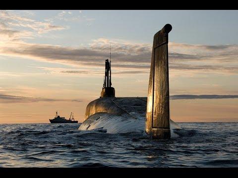 «Царь-лодка». Военная приемка