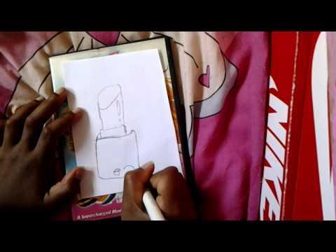 Cute Lipstick Drawing Cute Lipstick Drawing