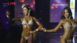 제3회 뷰티니스스타 챔피언쉽-뷰티니스 Round1&2(여자) 3부