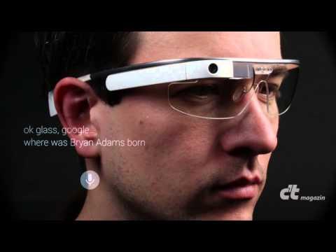 Google Glass im Test: Datenbrille ist noch nicht alltagstauglich