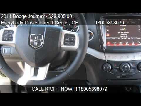 2014 Dodge Journey SXT AWD - for sale in Upper Sandusky, OH