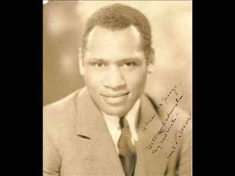 Paul Robeson is listed (or ranked) 22 on the list 25 Awesome Folk Singers and Groups