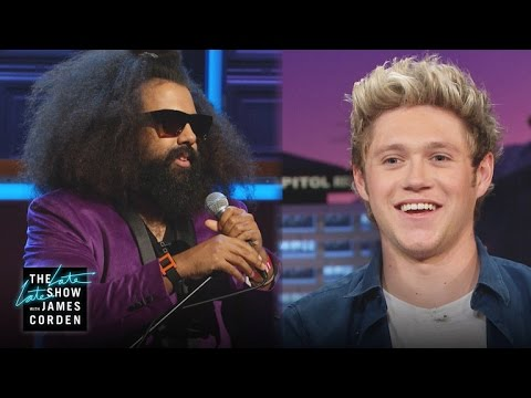 Reggie's Question: Niall Horan