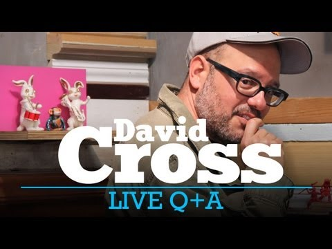 My Damn Channel LIVE - David Cross Responds to Comments